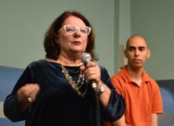 Ângelo Neckel e Maria Helena Weber foram os convidados do V Seminário de Pesquisa em Comunicação Imagem: Amanda Iegli